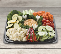 Sprouts Chula Vista Fresh Vegetable Tray