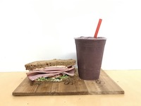 Sprouts Chula Vista Sandwich & Smoothie Combo